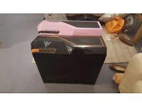 NZXT Phantom Enthusiast Full Tower Case x2 - Orange/Black & Limited Edition Pink/Black
