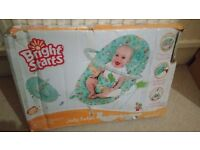 Bright Starts Jolly Safari Baby Bouncer (excellent condition)