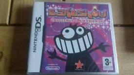 Nintendo ds game bakushow.