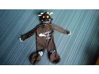 Gruffalo costume for 1-2 years