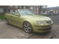 SAAB 9-3 VECTOR [175 BHP] CONVERTIBLE | SERVICE HISTORY | ONLY 895