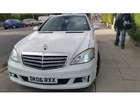 Offered 2006 Mercedes Benz S-class premium VIP exclusive 3 litre diesel swap for 4x4