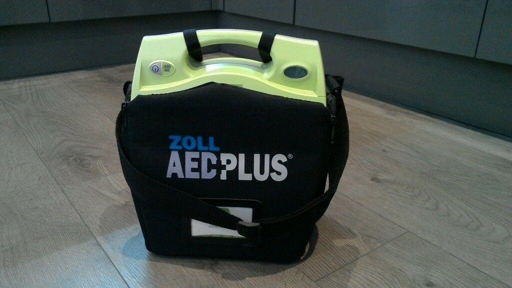 Brand New Zoll AED plus defibrillator | in Bridgwater, Somerset | Gumtree