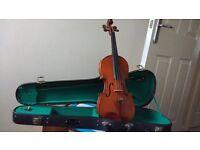 Student's violin