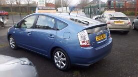 06 REG PRIUS 1.5 T3 97K WARRANTED MILES FULL HISTORY LAST SERVICED AT 95K 10 STAMPS IN SERVICE BOOK