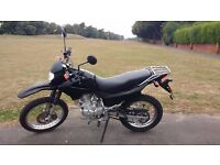 Honda XR125l-5 . One owner. Low mileage. Great condition. Road legal.