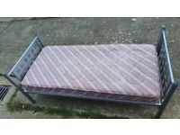 Single bed and mattress - can deliver