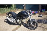 Running, spares, repairs or project