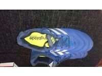 Adidas Springblades, size 7, worn once.