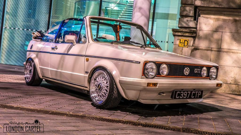 volkswagen golf mk1 gti cabriolet triple white in leicester leicestershire gumtree. Black Bedroom Furniture Sets. Home Design Ideas