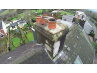 Drone Surveying Service for Surveying roofs, chimney pots and solar panels