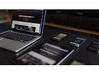 Free Web Design WWW for your portfolio blog or online shop