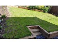 Gardening / landscaping / fencing work