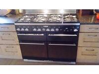 Maytag 110 Duel fuel range cooker