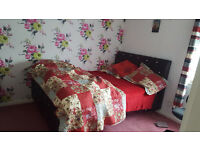 DOuble bedroom availabe in a 2 bedroom flat. 350 pcm including all bills. Mon to Fri lets only.