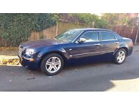 CHRYSLER 300C, excellent condition, single owner from new, FSH, very low mileage, reliable, clean