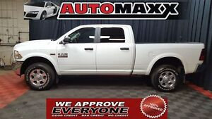 2016 Ram 2500 Outdoorsman Crew 4x4! $279 Bi-Weekly! APPLY NOW!
