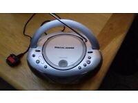 Wharfedale cd/mp3/radio