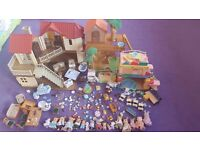 Sylvanian families job lot