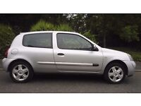 Renault Clio Extreme 1.2 3 Door LONG MOT, T.BELT DONE FHS ,JUST SERVICED