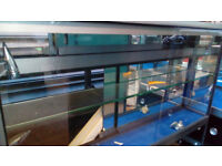 Hi-Tech Showcases - High Quality Retail Display Cabinets (Open to offers)
