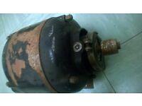 240 phase 1 a.c motor