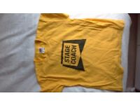 Stagecoach T-shirt age 7-8 yrs