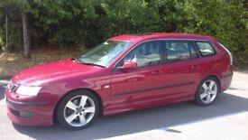 Immaculate RARE Saab 9-3 2.8 V6 Auto FSH Full MOT Low tax !!