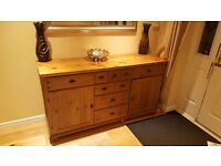 Sideboard wood effect - collection only