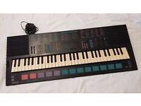 Yamaha PSS-780 vintage FM keyboard / synth