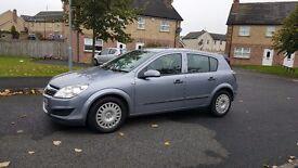 LONG MOT-2008-VAUXHALL ASTRA LIFE CDTI-1.7 DIESEL-CHEAP!!!(not Ford,Volkswagen,Seat)