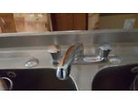 Heatre Sadia Commercial Under Sink Heater and Compatible Taps