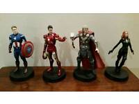 Marvel Avengers Collectable Handpainted Bundle