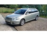 Toyota Avensis T3-X, Estate, 1.8,manual, petrol