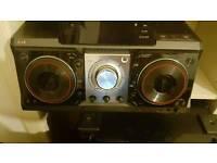 Dj system speakers all 2500w