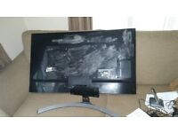Damaged - 49inch LED Smart TV - 4K UltraHD