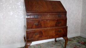 Antique desk/bureau
