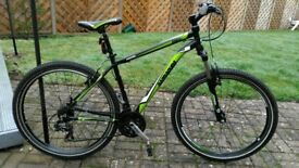 Barracuda draco 2 mountain bike. Very little use and in perfect condition