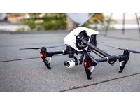 DJI INSPIRE Drone 4K Video Aerial Camera Remote Control Drones ...NEW