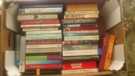 212 books for £70 (mainly novels) - for trader/ car boot seller?