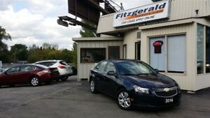2014 Chevrolet Cruze 1LT - BACK-UP CAM! SUNROOF!