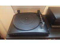 Ion Profile Vinyl Record Turntable - convert vinyl to mp3