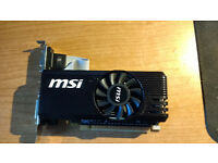 MSI Nvidia GT 730 - 1GB GDDR5 [LP]