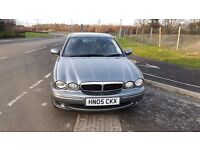Jaguar x type 2.0 diesel very tidy car for the age
