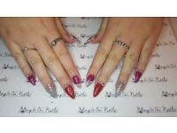 Beautiful Acrylic Nail Extensions & Enhancements.