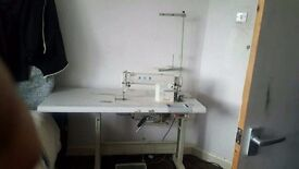 Ace 8500 Industrial Sewing Machine