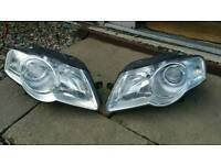 Passat headlights x2 2005-2010 B6