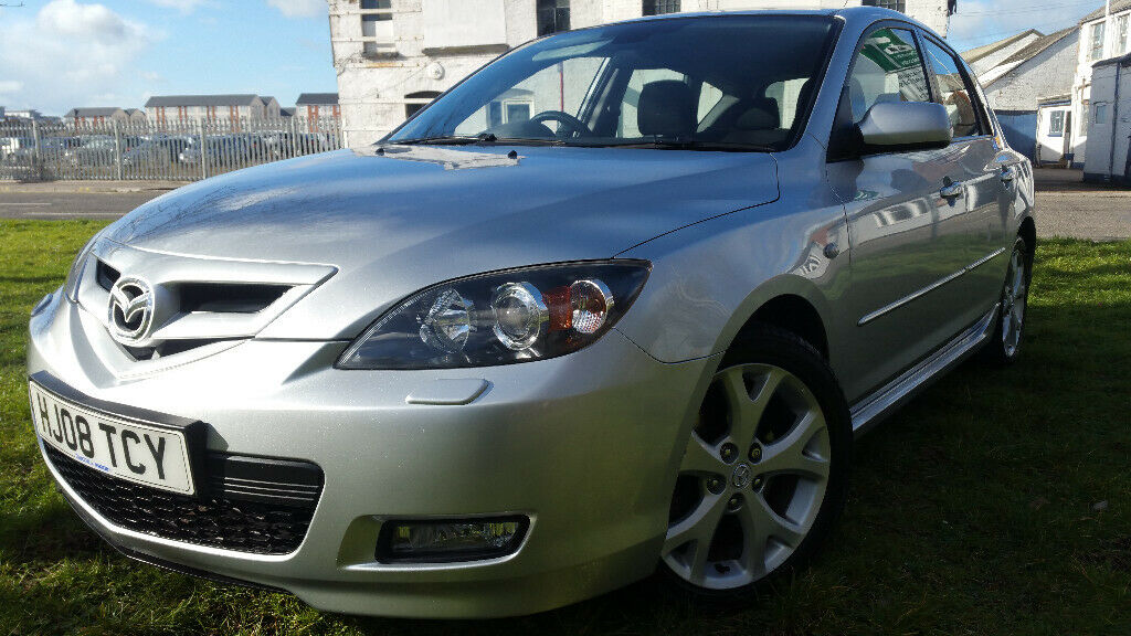 2008 mazda 3 hatchback mpg