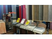 CARPETS & LINO SALE ON NOW (PRICE PER SQUARE METRE)