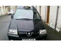 Peugeot expert black diesel taxi cheap
